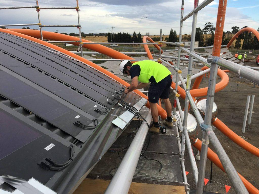 commercial electrician bundoora